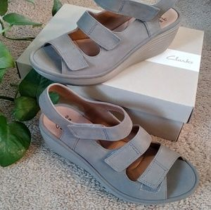Clarks Reedly Juno Sandal 7W